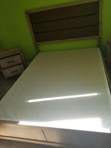 Moving sale.  Selling queen size bedroom set