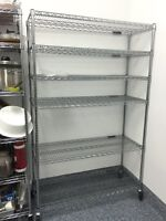 Costco Bought Shelving Unit - Ideal for Basement/Garage