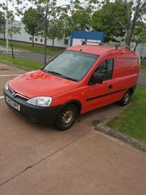 Vauxhall Combo 1.7 DTi Van