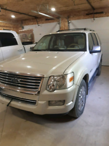 2006 Ford Explorer limited edition