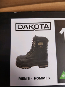 Work boots for sale reduced...BRAND NEW