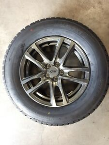 SUBARU WINTER WHEEL PACKAGE - NEW