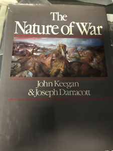 THE NATURE OF WAR 1981 HARDBOUND BOOK 276 PAGES