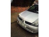 Renault Clio Campus Sport 1.2 16v 2006, 3 months Warranty, 12 Months Mot More!!@@