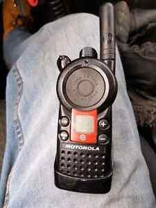 Radio walkie talkie Motorola