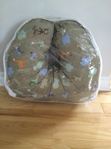 Coussin d'allaitement Espacially for Baby Jungle Parade