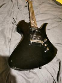 BC rich mocking bird electric guitar