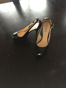 Guess stiletto heels sz7