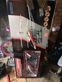 Large Rc helicopter huge spares or repairs parts only