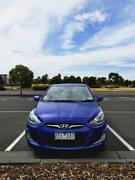 2012 Hyundai Accent Automatic Thomastown Whittlesea Area Preview