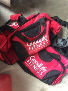 2 GoodLife Gym/Duffle Bags