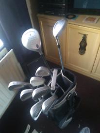 Golfing job lot