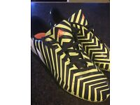 Football boots size 1.5
