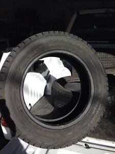 4 Yokohama ice guard winter tires