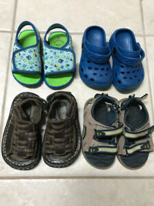 Toddler Boys Shoes Size 4