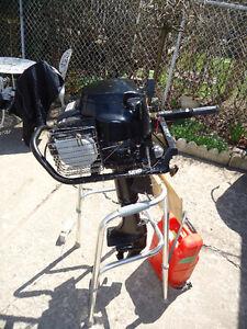 5 hp 4 stroke Briggs & Stratton Outboard Motor
