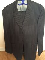 Costume homme Striped Made in england
