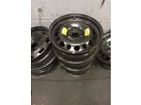 Spare alloy steel rims