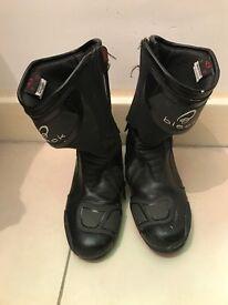 jacket, boots,gloves 100£