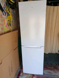 Nearly new frost free spotless/excellent fridge freezer. Delivery