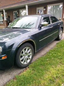 2007 Chrysler 300 looking to possibly trade for a Harley Davidso
