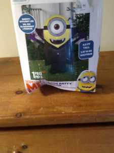 Minions gonflabe