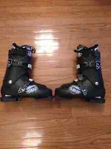 Salmon Ski Boot Size 29 (Mens 11)