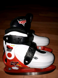 Patins ajustables Flash McQueen