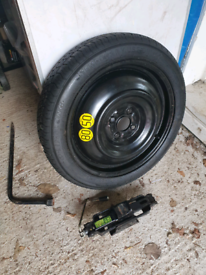 Mazda 2 16 inch Spacesaver Wheel and Tyre