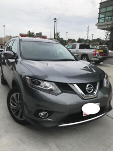 2015 Nissan Rogue SL Fully Loaded Lease Takeover with Cash$$