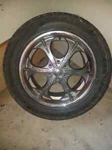 20 inch 6 bolt wheels off chev 1500