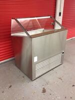 Salad / fish display fridge for only $850