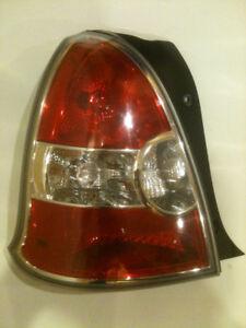 Lumières arrières Hyundai Accent Hatchback 3 Portes 2006-11 OEM