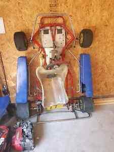 Birel chassis go kart