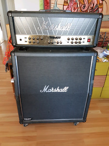 Marshall ModeFour Halfstack w/ Lots of Character