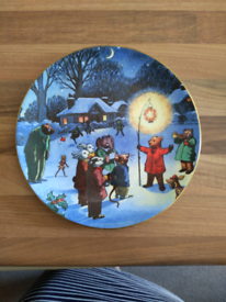 Rupert Bear Wedgewood Collectors plate