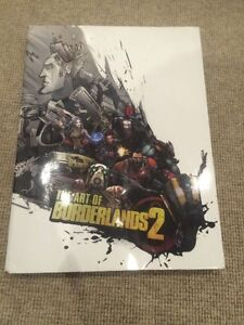 The Art of Borderlands 2 : Book   ( Thank you )