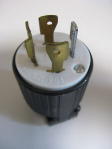 Twist-Lock Electrical plug and sockets Kitchener / Waterloo Kitchener Area image 3