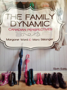 The Family Dynamic: Canadian Perspectives by Margaret Ward