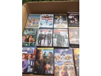 DVDs booty or market etc