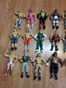 figurines wwe