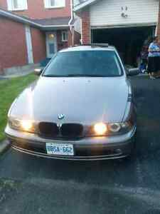 2002 bmw 530i perfect condition