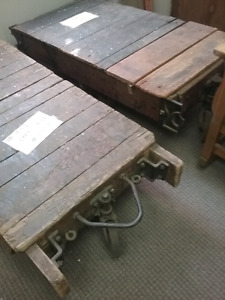 Industrial carts, furniture antiques, collectibles + 1000 booths