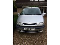 Renault Espace Expression 2l 16v AUTO 7 seater