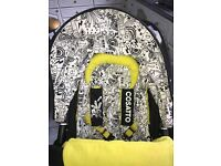 Cosatto Woop 2in1 pram / car seat