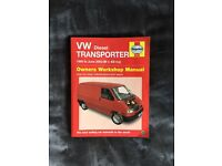 VW transporter Haynes manual