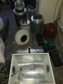 Growing equipment