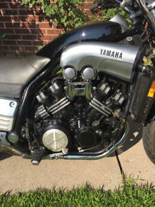 Mint Yamaha vmax 1200 trade?