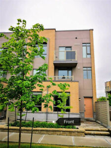 1 Bedroom Condo Townhouse for Lease – Markham / Sheppard