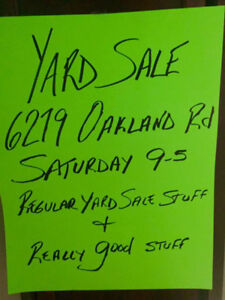 Giant Moving Sale in South End